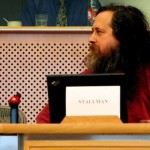 Richard Stallman, inventeur du système d'exploitation GNU/Linux pour la première fois en Algérie                                                                                                                                                                      invité à L'université de Sidi Bel Abbes (ITMA)