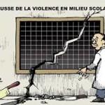 Violence dans le milieu scolaire