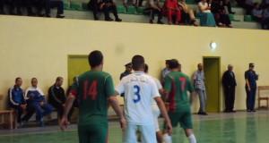 L'équipe de futsal de la sureté de wilaya de Sidi Bel Abbés s'incline en demi-finale