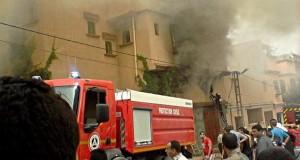 Le feu ravage une villa  au lotissement S/5  et tue un jeune.