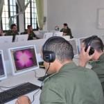 Ecole des sous-officiers de la Gendarmerie de Sidi Bel-Abbès: plateforme pédagogique moderne