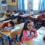 C'est parti  pour les examens du cycle primaire de fin d'année 2014/2015