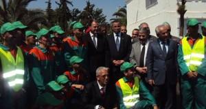 L'entreprise de gestion des déchets « E.P.I.C. » de Sidi Bel Abbes démarre.!