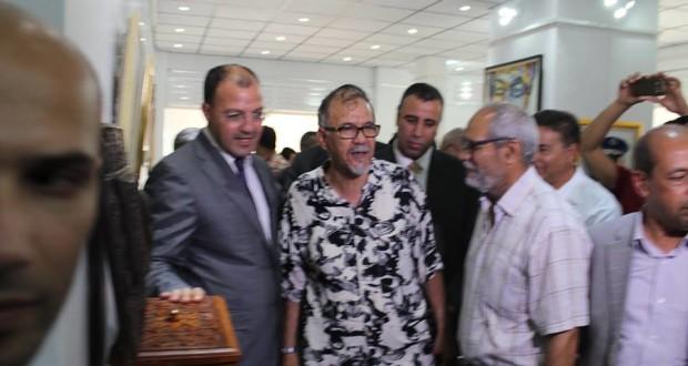 Inauguration d'une galerie d'art à Sidi Bel Abbes à la mémoire de l'artiste  « Nouara »