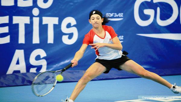 Roland Garros «juniors»:Inès Ibbou qualifiée au 2e tour du tableau final