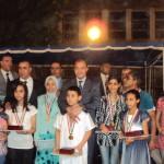 Résultat du baccalauréat 2015 Sidi Bel Abbés  au podium des lauréats.
