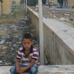 L'insalubrité  à  la cité sous le nom symbolique 'EL-WIAM »  vit le martyr.