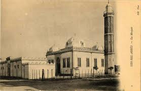 La Grande mosquée  de Sidi Bel Abbes Bientôt classée  comme patrimoine national .