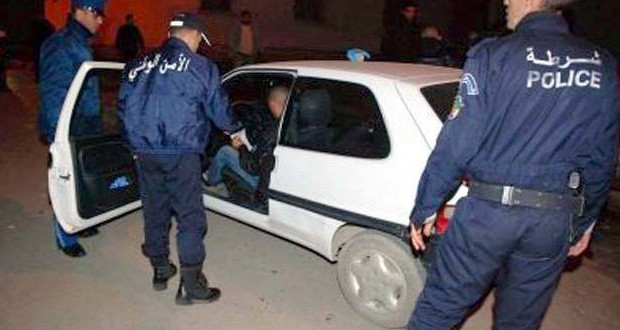 SIDI-BEL-ABBES : Les forces de polices de sba se mobilisent contre la délinquance qui prend des proportions inquiétantes .