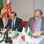 Algérie Poste et Djezzy signent un accord de partenariat de partage de service