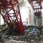 65 morts et 154 blessés dans l'effondrement d'une grue à la Mecque
