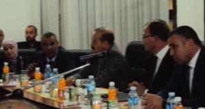 Mr Saadi Abdelkader à la tête de la daira de Sidi Bel Abbés  .
