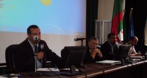 Au grand Bonheur  du projet «Sidi Bel Abbés  Focus 2040 » à sa deuxième rencontre.