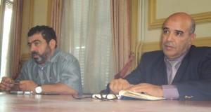 Conférence de presse à la D.S.P.de Sidi Bel Abbes au sujet de la campagne de vaccination contre la grippe saisonnière