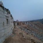Opération  de controle et de recensement des habitations précaires à la cité des frères Adnane (le rocher)