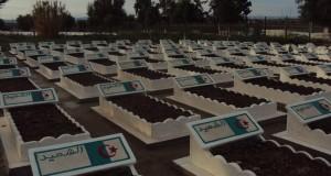 La wilaya de Sidi Bel Abbés n'a pas oublié ses Chouhadas , martyrs de la révolution.