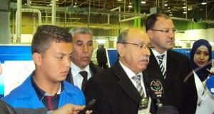 De  l' E.N.I.E.  LE ministre, Mohamed Mebarki a annoncé que « Sidi Bel Abbes désormais sera un pole d'excellence de formation électronique »