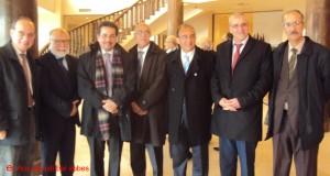 L'Université Djillali Liabés  a abrité une conférence régionale des recteurs de l'ouest.