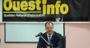 Je suis  au seuil  service du citoyen ,a déclaré le wali  Mr HATAB, au forum OUEST INFOS !