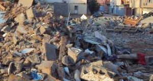Se débarrasser de l'habitat précaire  de la cité du rocher un soucis de moins  pour en créer d'autres similaires