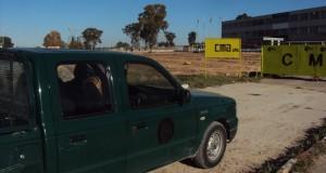 Le complexe machinisme  agricole « C.M.A. » de Sidi Bel Abbes  s'engage à  relooker son espace vert laissé à l'abandon.