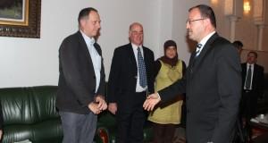 Coup d'envoi à Sidi-Bel-Abbés du projet l'Appui à la Gestion Intégrée des Déchets (A.G.I.D.) du royaume de Belgique