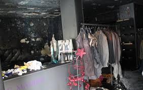 Un incendie a été déclaré dans un magasin d'articles de sport à la résidence « Hasnaoui »