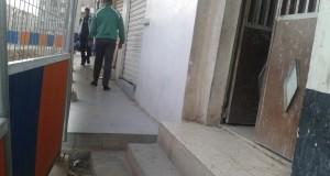 Absence totale du bureau d'études E.M.A.– Egis Rail  du suivi  priorité à la sécurité des habitants de Benhamouda !