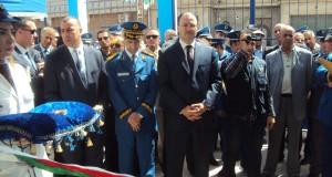 Inauguration de nouvelles suretés urbaines à Sidi Bel Abbes.