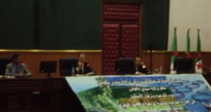 Débats sur les orientations  de la promotion de  l'investissement et du foncier agricole à Sidi Bel-Abbès