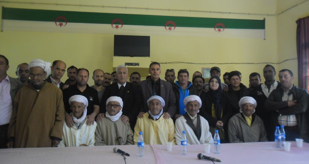 O.N.S.C.P.C.  Sillonne le territoire de la wilaya de Sidi Bel Abbés.