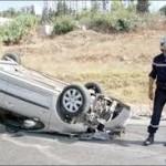 Un automobiliste de 40 ans  décède  dans un accident de la route.