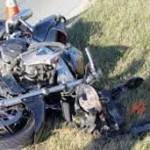 Un motocycliste décède sur la route nationale n°13 .