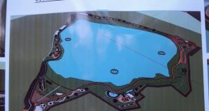 Le lac Sidi Mohamed Benali meurtri une fois de plus par un entrepreneur indélicat!    !