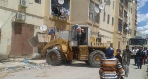 la cité  Bouha Ghalem  ex (1500 lgts Sorécor ) serait 'elle un exemple  pour assainir les constructions illicites ?