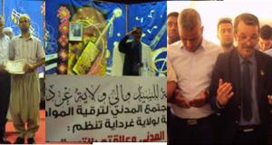 La société civile  (O.N.S.C.P.C.) de Sidi Bel Abbés  inscrite dans  l'histoire de Ghardaïa.