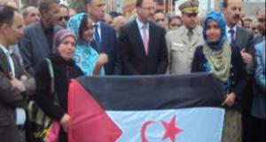 Sidi Bel Abbés célèbre le 1er mai sous le slogan « solidarité avec le peuple sahraoui »