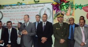 O.N.S.C.P.C.   de  Sidi Bel Abbés s'accapare de la journée internationale de l'enfance