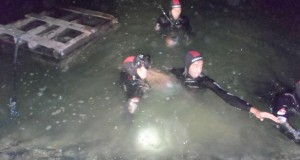Le corps d'un jeune garçon de 16 ans repêché d'un bassin .