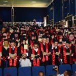 Sortie de la 14ème promotion  de docteurs médecins de l'université de Sidi Bel Abbés.