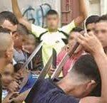 Opération d'intervention  de la police au quartier Benhamouda..