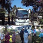 NADIFCOM ouvre les grandes portes du jardin public aux pensionnaires du Foyer des personnes âgées (F.P.A.) de Sidi Bel Abbés.