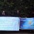 Sit-in des malades atteints de plaques sclérose devant le C.H.U Hassani Abdelkader !