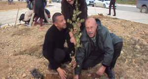 La campagne de reboisement  sous le slogan « Un Bélabésien un  arbre » frappe aux portes de l'université Djilali Liabès.