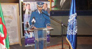 A l'occasion de la fête de la police arabe,  La tenue bleue de Sidi Bel Abbés Organise.