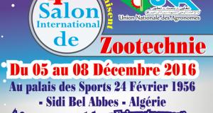 Sidi Bel Abbés inaugure son 4 ème salon international de Zootechnie