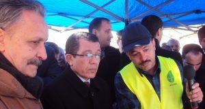 Première sortie publique du nouveau  wali de Sidi-Bel-Abbès  à l'extrême Sud de la wilaya.