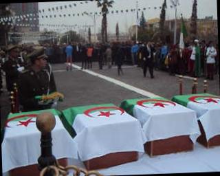 18 février , Sidi Bel Abbes,  rend un vibrant  Hommage  à ses Chouhadas.