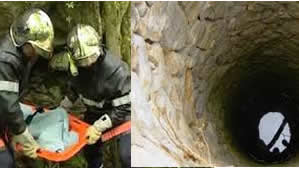 Deux cadavres retrouvés aux fonts de deux puits