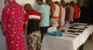 Un groupe  de malfaiteurs neutralisé à Sidi Bel Abbes
